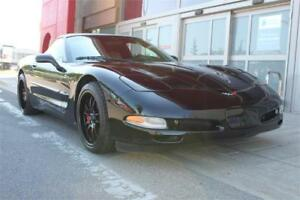 2000 Corvette Covertible Blacked Out *MINT MINT LOW KMS*