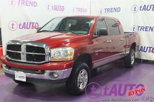 The lion goes from strength to strength. 2006 Dodge Ram 1500 SLT