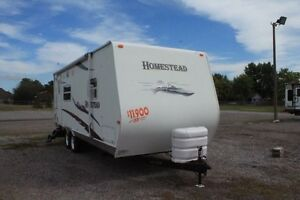 2006 Starcraft Homestead Travel Trailer