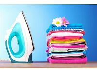 Ironing service in Audley - Kerry's ironing