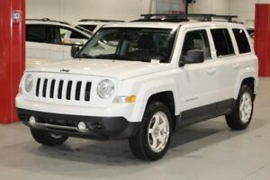 Jeep Patriot LIMITED 4D Utility 4WD 2011