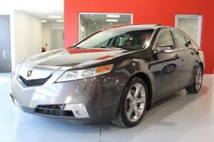 Acura TL 4D Sedan AWD 2010