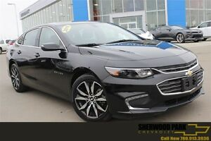 2016 Chevrolet Malibu LT| Sun| Nav| Heated Leath| Rem Strt| Bose