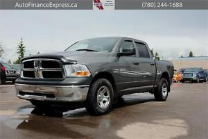2010 Dodge Ram 1500 SLT Crew Cab 4WD RENT TO OWN CALL