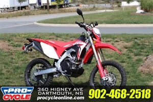 2019 CRF 450L --- FRESH OUT OF THE CRATE!!
