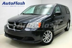 2014 Dodge Grand Caravan SXT Stow-N-Go *A/C-3-Zones *DVD *Camera