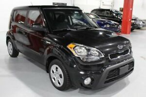 Kia Soul 1.6L 4D Hbk at w/AC 2012