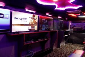 Video Games Party Trailer for Birthday Parties -Arcade on Wheels Cambridge Kitchener Area image 1