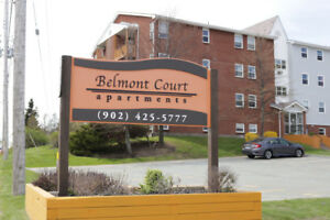 Belmont Court -  one and two bedroom apartments!