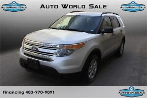 2012 FORD EXPLORER XLT | 7 SEATER | LOW KM |NO ACCIDENTS