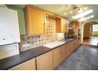 *NO AGENCY FEES TO TENANTS* Large, well presented two bed terraced house with rear garden