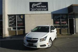 2011 CHEVROLET CRUZE **AUTOMATIC **NO ACCIDENTS** 2 OWNERS**