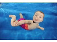PARENT & CHILD SWIMMING LESSONS