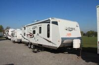 2011 Jayco Eagle Travel Trailer - $91 Bi-weekly -