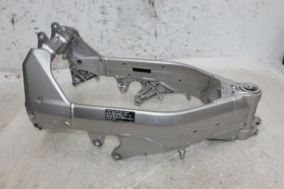2015 HONDA INTERCEPTOR VFR 800 FRAME CHASSIS STRAIGHT SLVG GOOD