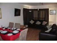3 bedroom student apartment in Sheffield City Centre, Millsands.