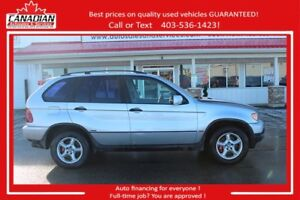 2001 BMW X5 Series 3.0i AS IS SALE $2900 AS IS! RUNS & DRIVES