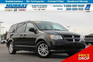 2016 Dodge Grand Caravan SXT *DVD SYSTEM,REAR CAMERA*