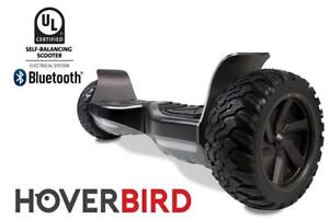 New! HOVERBIRD SUV Off Road Hoverboard 8.5 Inch Electric Scooter