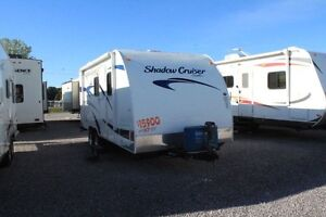 2012 Shadow Cruiser Travel Trailer
