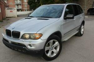 2006 BMW X5 4.4i , GOOD CONDITION,AUTO,PANORAMIQUE,NO TAX
