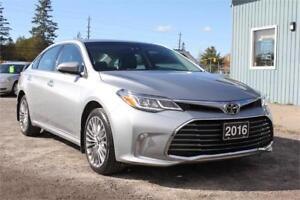 2016 Toyota Avalon Limited w/ Safety Sense Package |Sunroof|