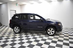 2016 Jeep Compass Sport/North- UCONNECT * LEATHER * SUNROOF