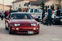 1992 Right Hand Drive Nissan Fairlady 300ZX Z32