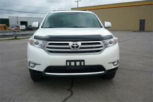 2012 Toyota Highlander Limited Edition
