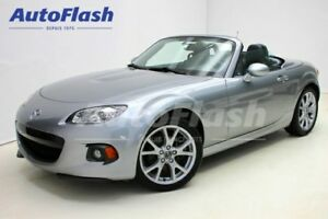 2013 Mazda MX-5 GT Hard-Top *Cuir/Leather *Bluetooth *Extra-Clea