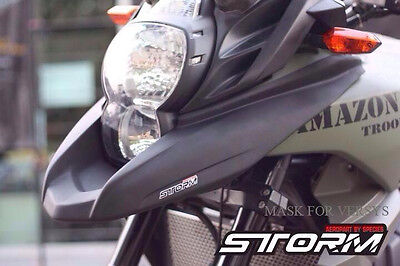 STORM Front Beak (Bird mouth) for Kawasaki VERSYS 650 2010-2014, used for sale  Shipping to South Africa