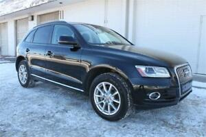 2013 Audi Q5 2.0 Turbo Mint Condition * Easy Financing *