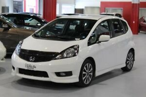 Honda FIT SPORT 4D Hatchback at 2013