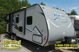 Apex Travel Trailer | Buy Travel Trailers & Campers Locally