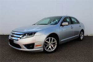 2010 FORD FUSION SEL   LEATHER   CERTIFIED   LOW MILEAGE
