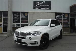 2014 BMW X5 xDrive35d**CERTIFIED**7 PASS**NAV** BACK UP CAM**