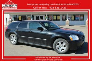 2007 Dodge Magnum sxt lOW KMS $4500 2 SET TIRES REDUCED