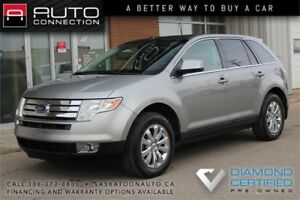 2008 Ford Edge Limited AWD ** LEATHER ** MOONROOF ** BLUETOOTH