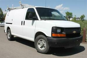 Chev Express 2500 Fully Equipped * Good or Bad Credit Approvals