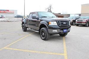 2005 Ford F-150 FX4*Certified*E-Tested*2 Year W