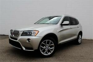 2011 BMW X3 | AWD | NAV | CERTIFIED