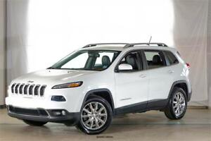 2015 Jeep Cherokee Limited 4x4 Finance for $77 Weekly OAC