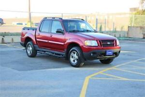 2002 Ford Explorer Sport Trac|OPEN SUNDAY 10-6Certified|2 Year W