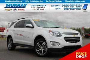 2017 Chevrolet Equinox *SUNROOF,REMOTE START,HEATED SEATS*