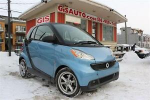 2013 Smart fortwo Pure A/C MAGS
