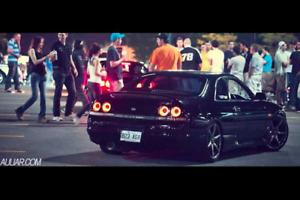 Nissan skyline R33 gts-t  gtr mint 440 whp *US LEGAL*