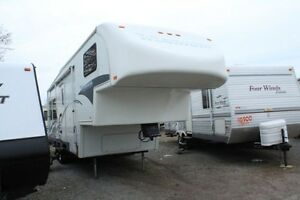 2005 Titanium Fifth Wheel