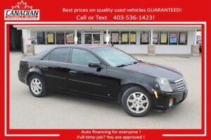 2007 Cadillac CTS loaded & inspected with warranty