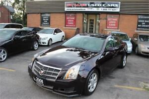 2008 Cadillac CTS 4 Low KMS!!