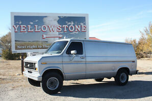 1990 ford E250 econoline two for the price of one!